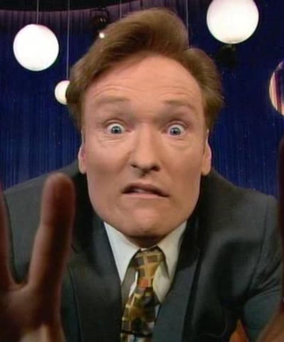 The matter has been rectified...Heeeeeer's Conan!!!