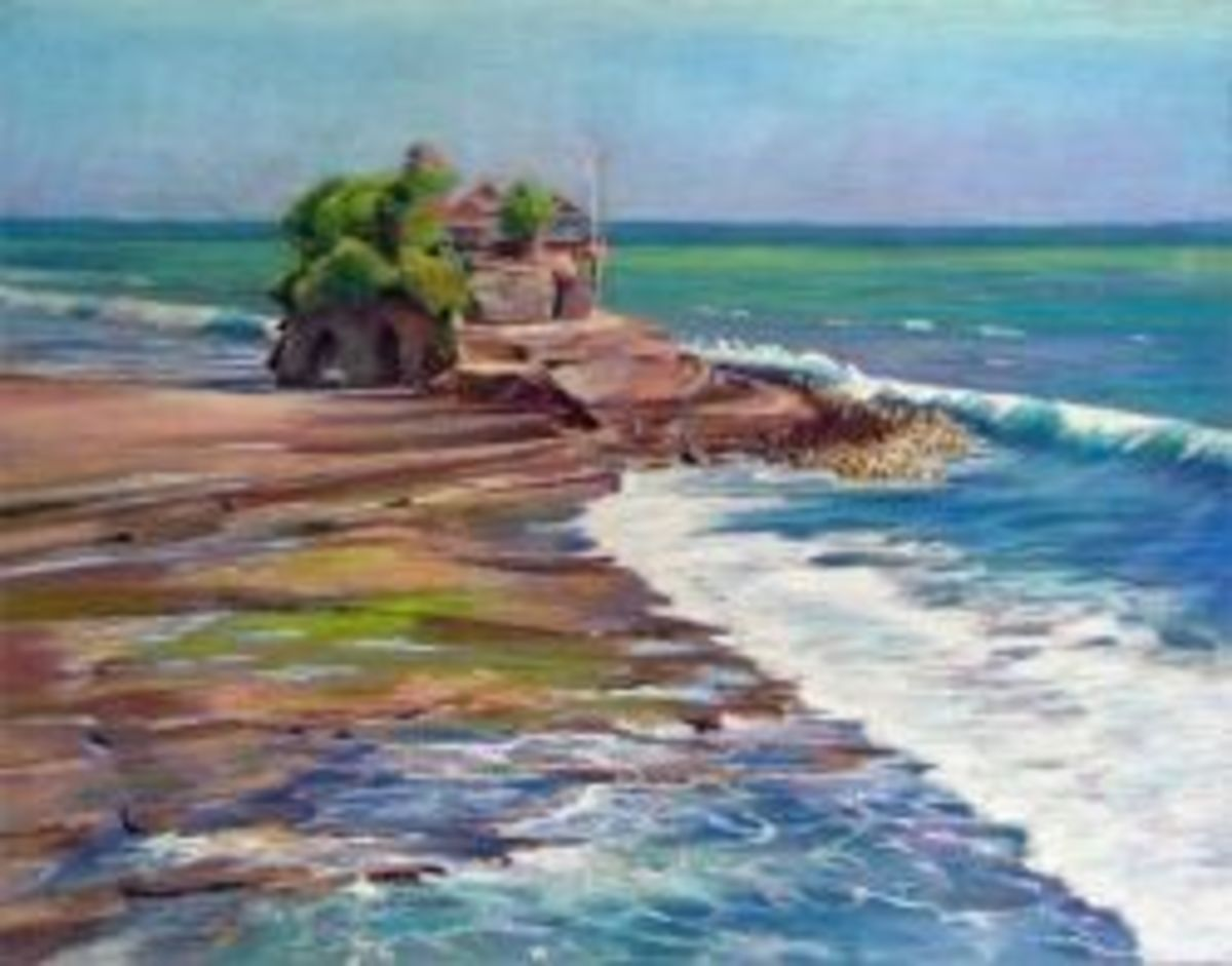 Marine Art - Resources for Artists