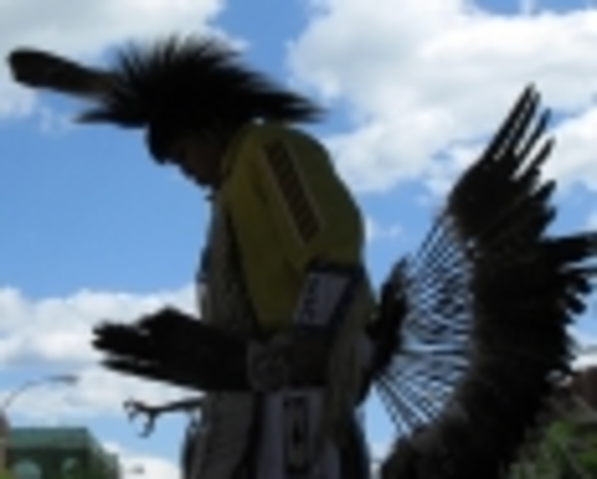 Lakota Sioux Sacred Rites