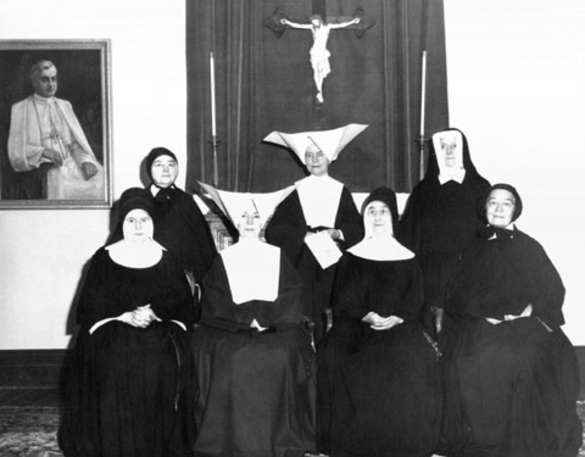 The Fourth Conference of Mother Seton's Daughters met at Mount Saint Joseph, Cincinnati, Ohio, April 27-28, 1949.