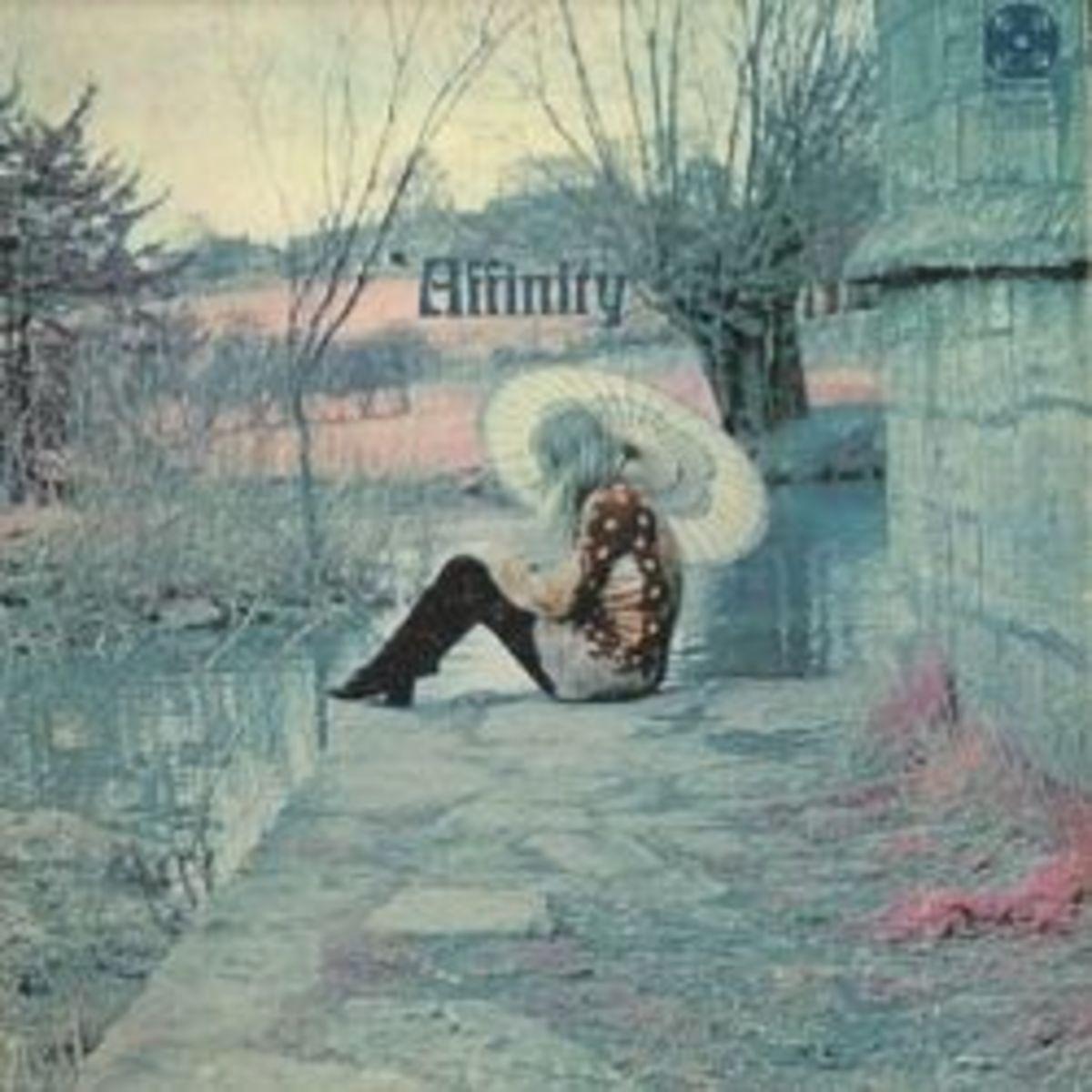 "Affinity ""Affinity"" Paramount Records PAS-5027 12"" LP Vinyl Record (1970) US Pressing"