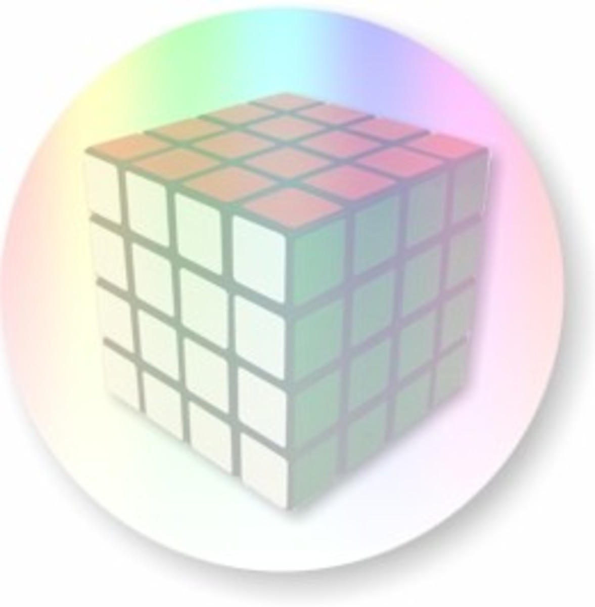 How to solve a 4x4x4 Rubiks Cube