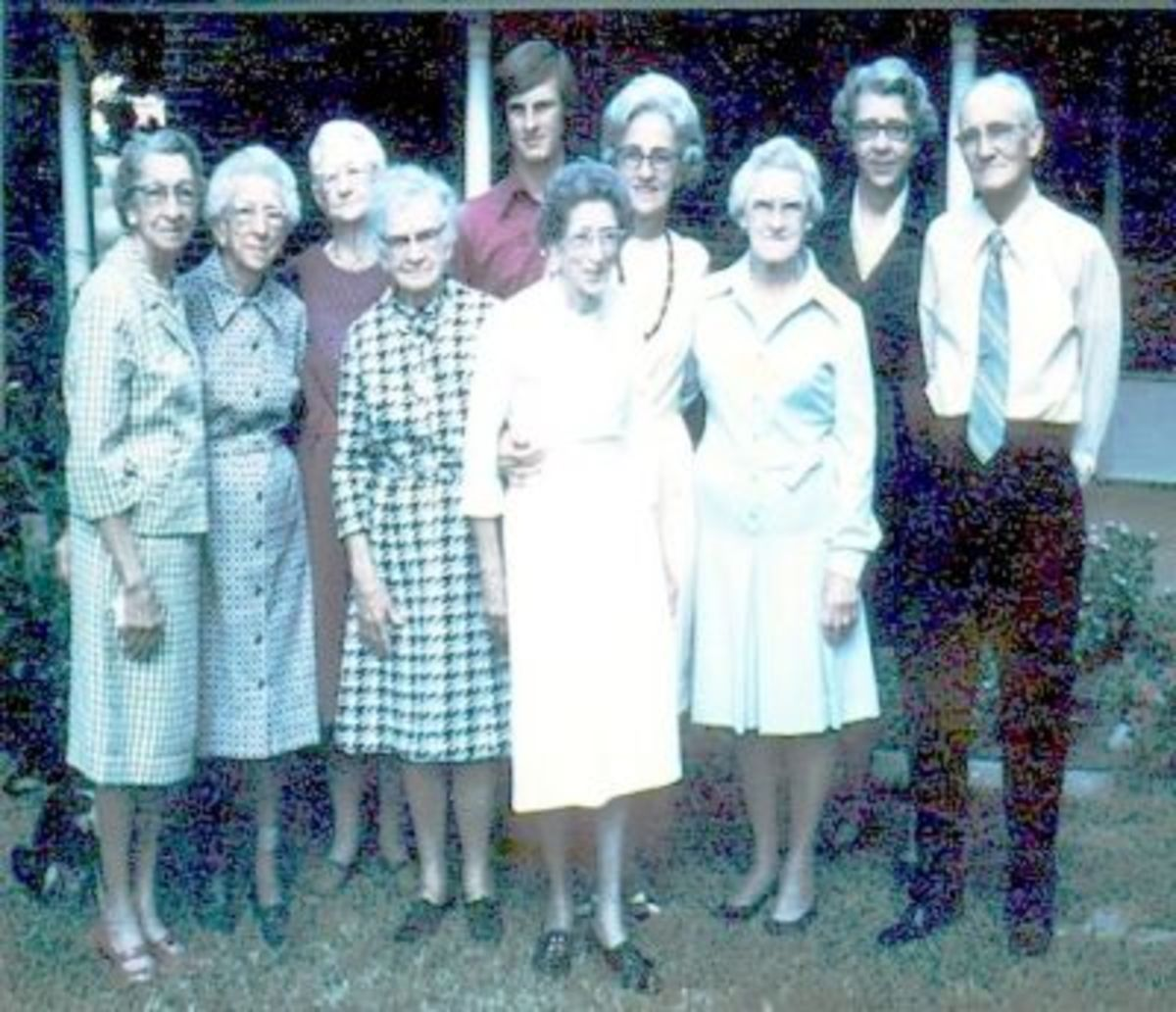 Descendants of Leard and Mary Newton
