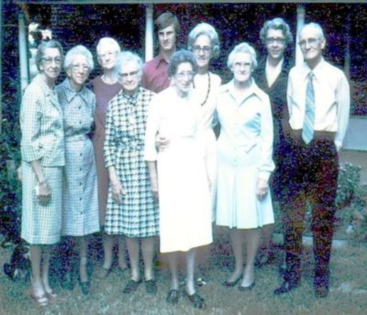 Descendants of Leard and Mary Newton