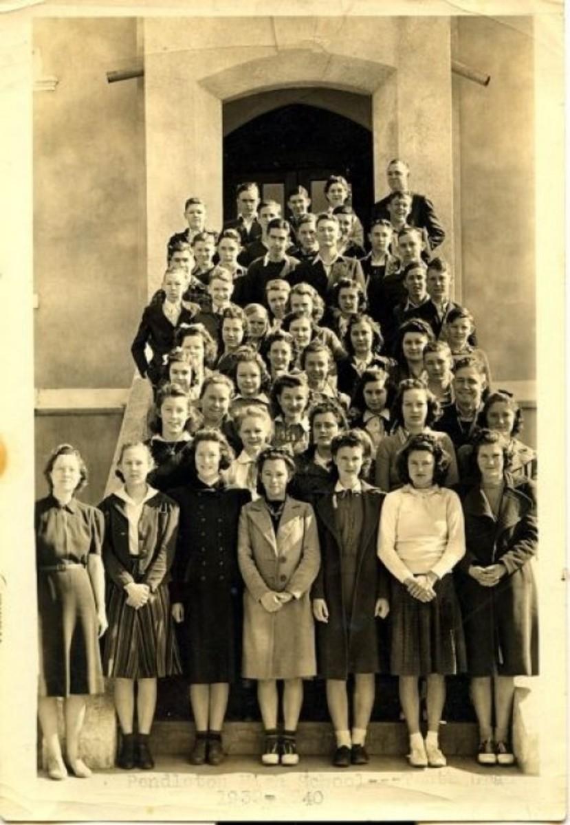 PHS Class of 1941
