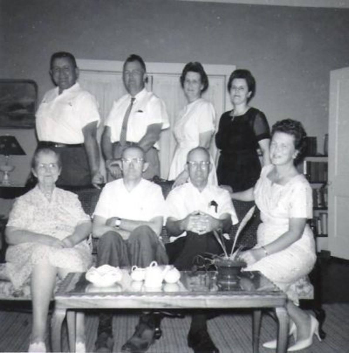 Crenshaw Family 1963