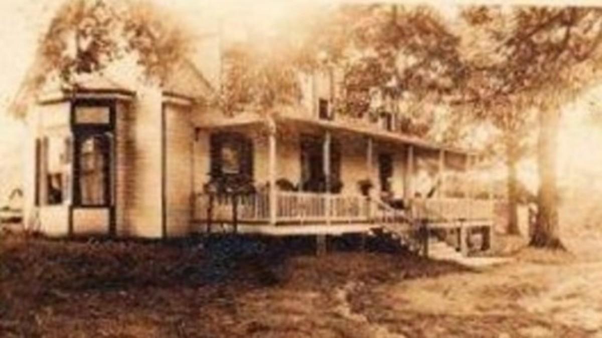 old home in pendleton sc