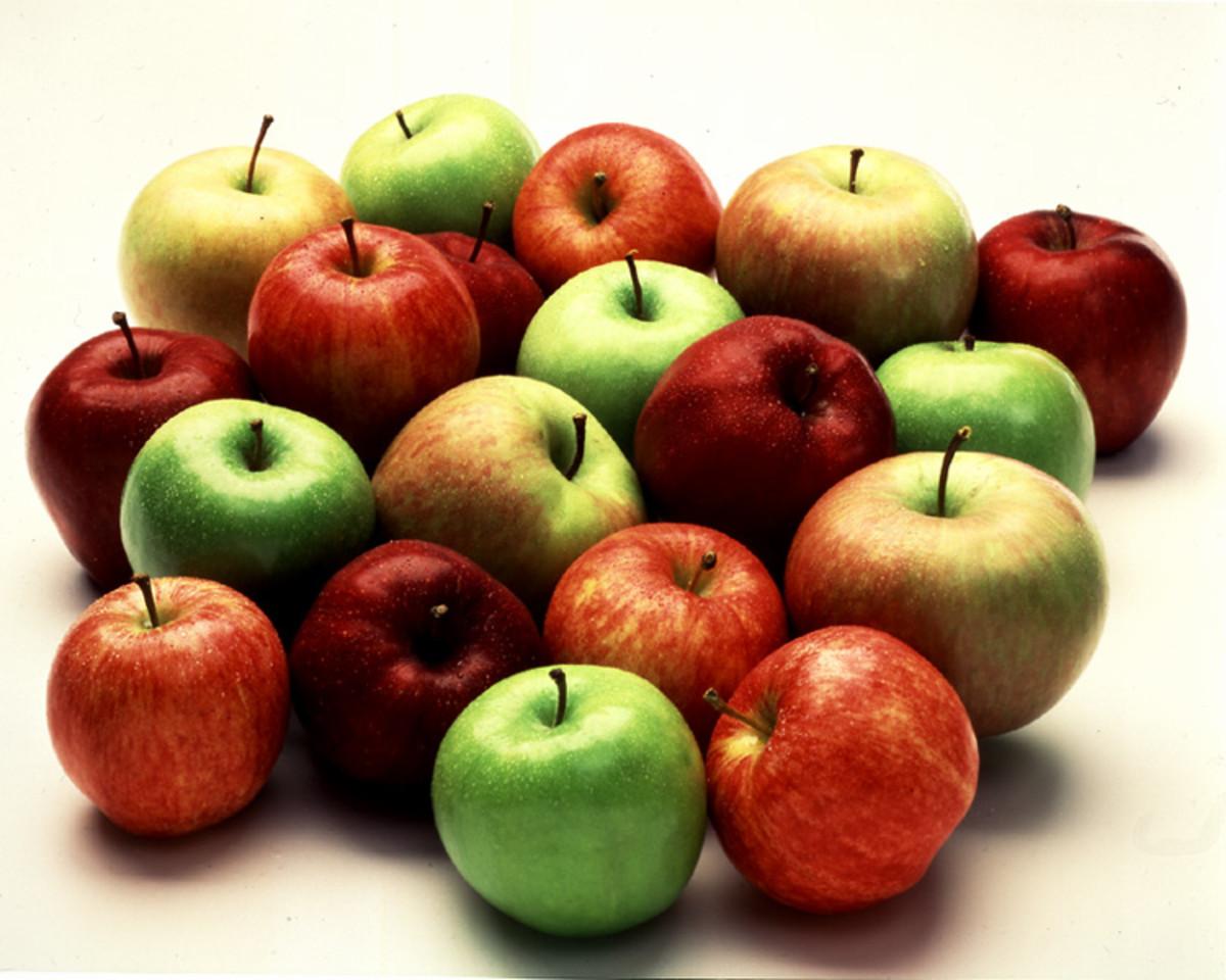 Easy Method for Preserving Fresh Apples