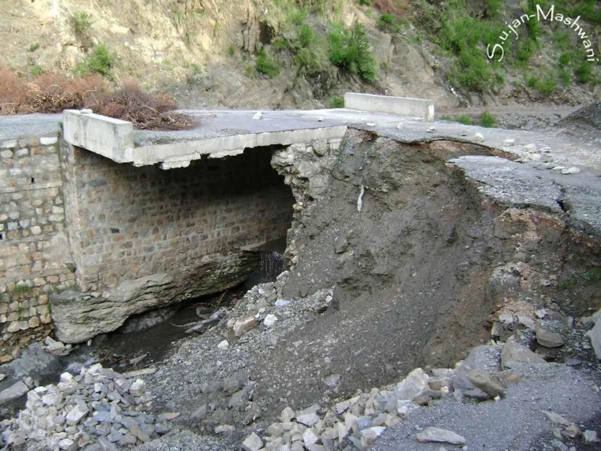Darra road bridge