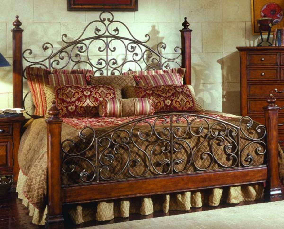 Victorian Bed