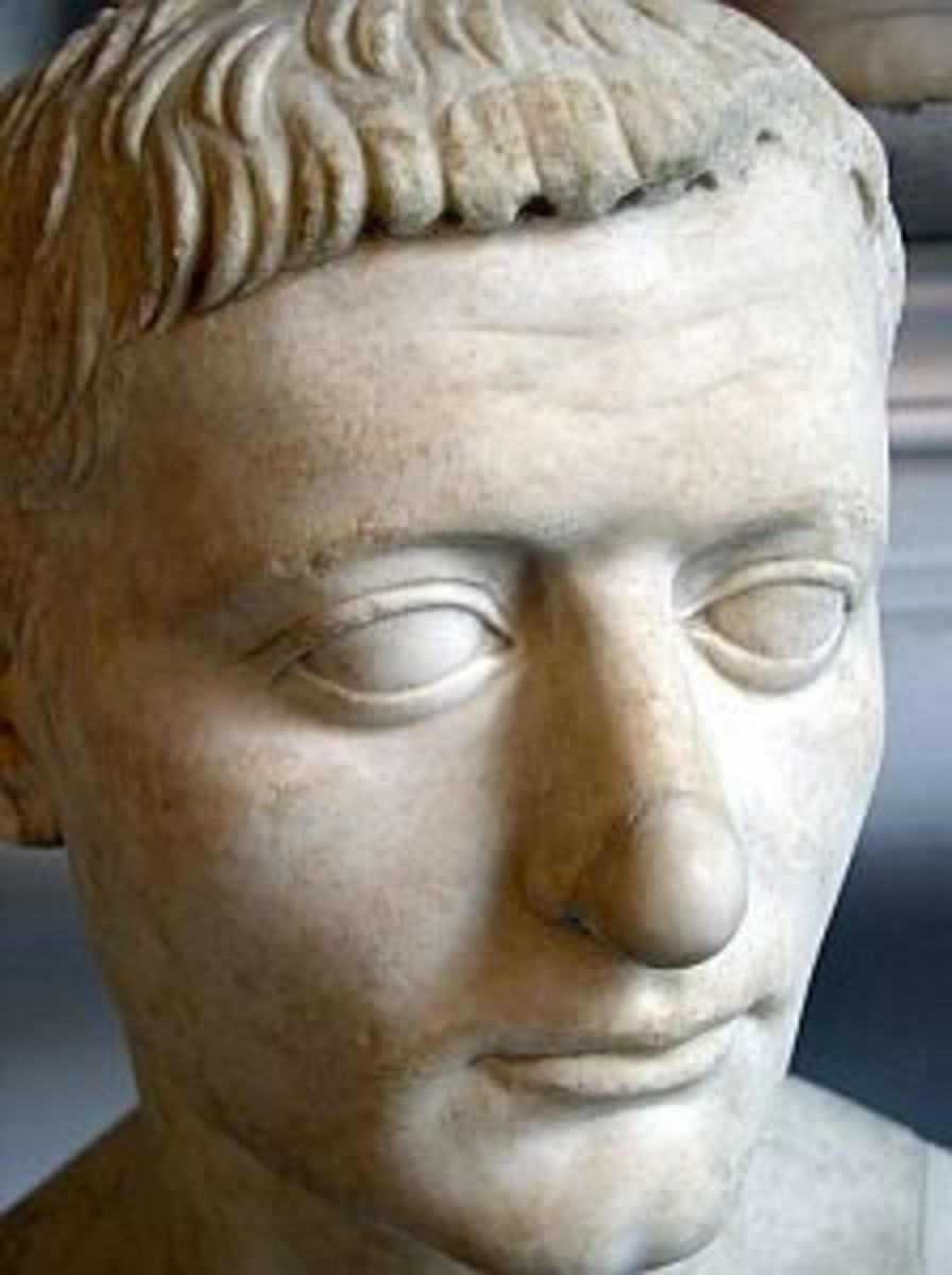 Best Whodunits of Ancient Rome