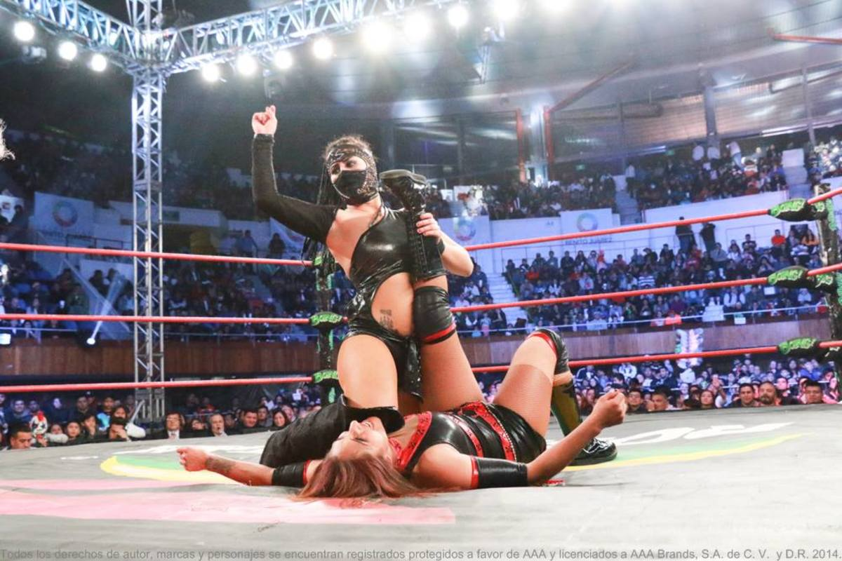 Lady Shai vs Faby Apache