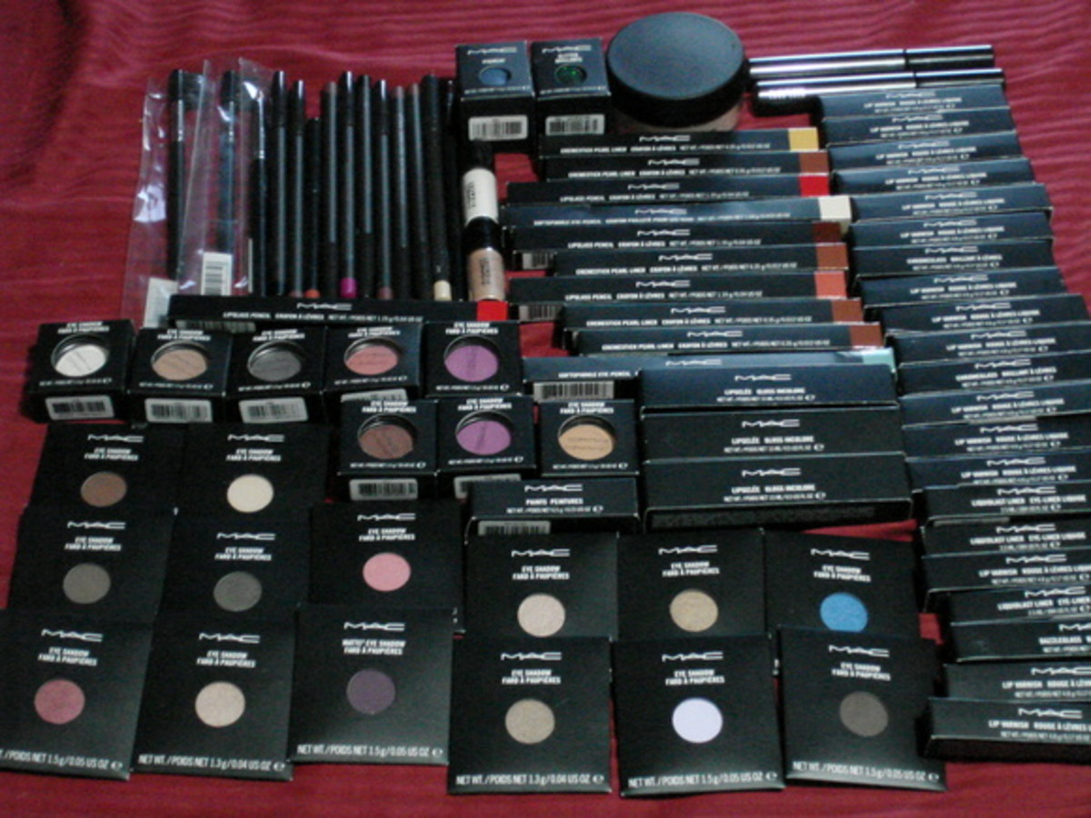 Online Cosmetics and Perfumery: Expensive makeup in Italy