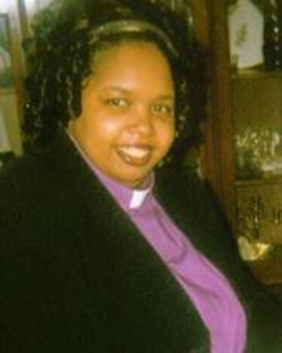 Apostle LaShonda C. Harrell Andrews