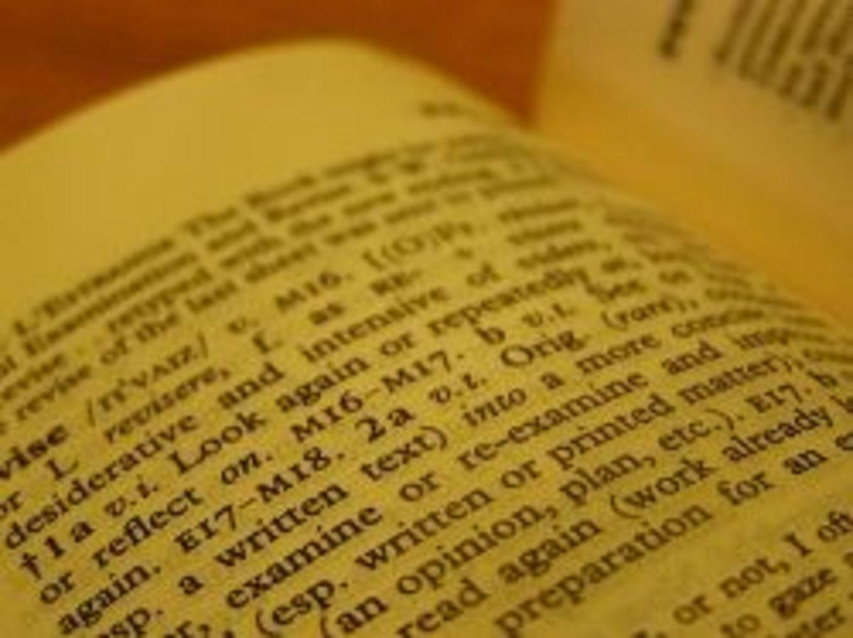dictionary-skills