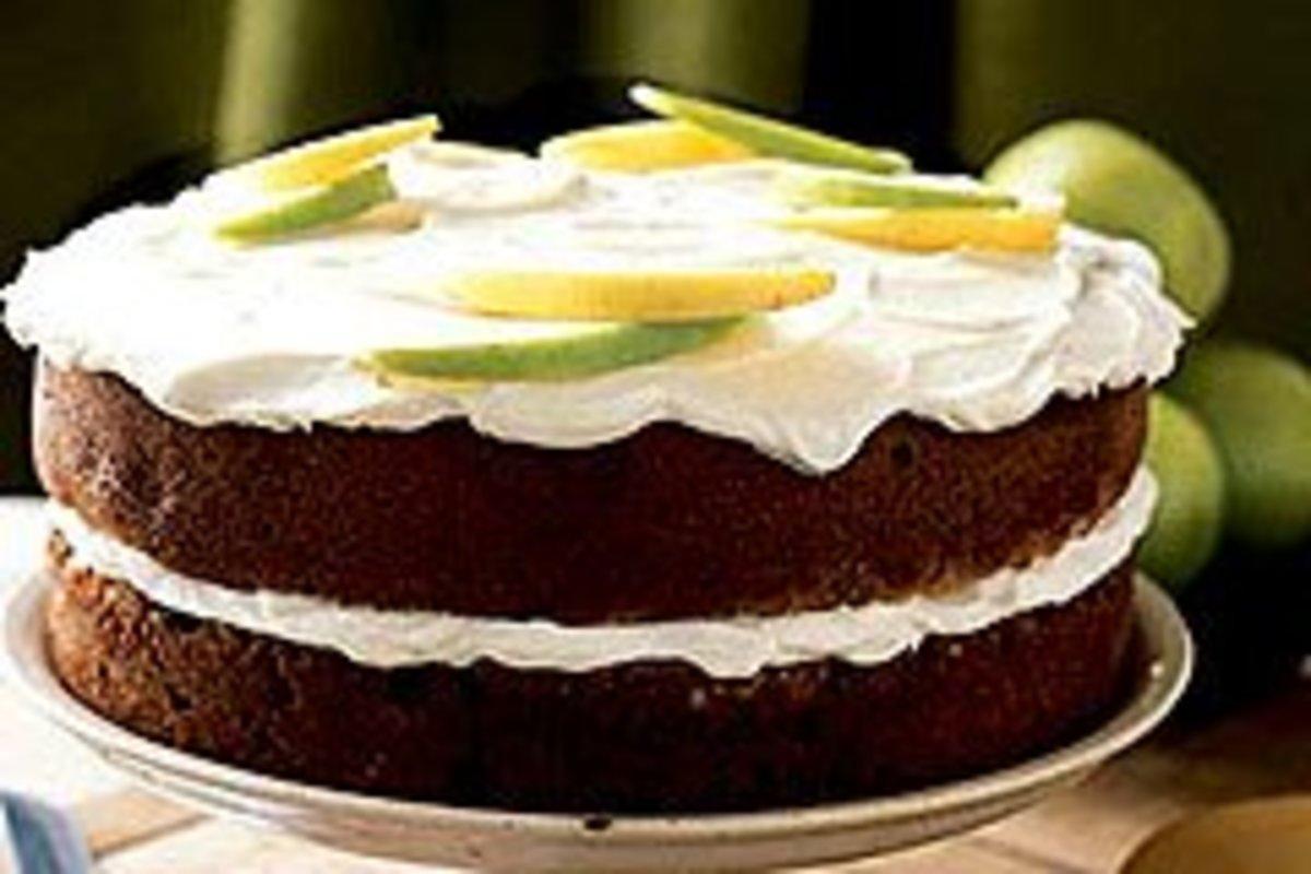 apple sauce cake recipe