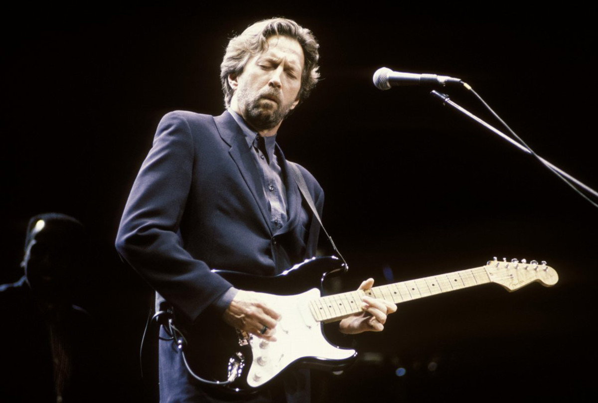 ERIC CLAPTON - Real Guitar Hero - Guide to The World's Best Guitarists
