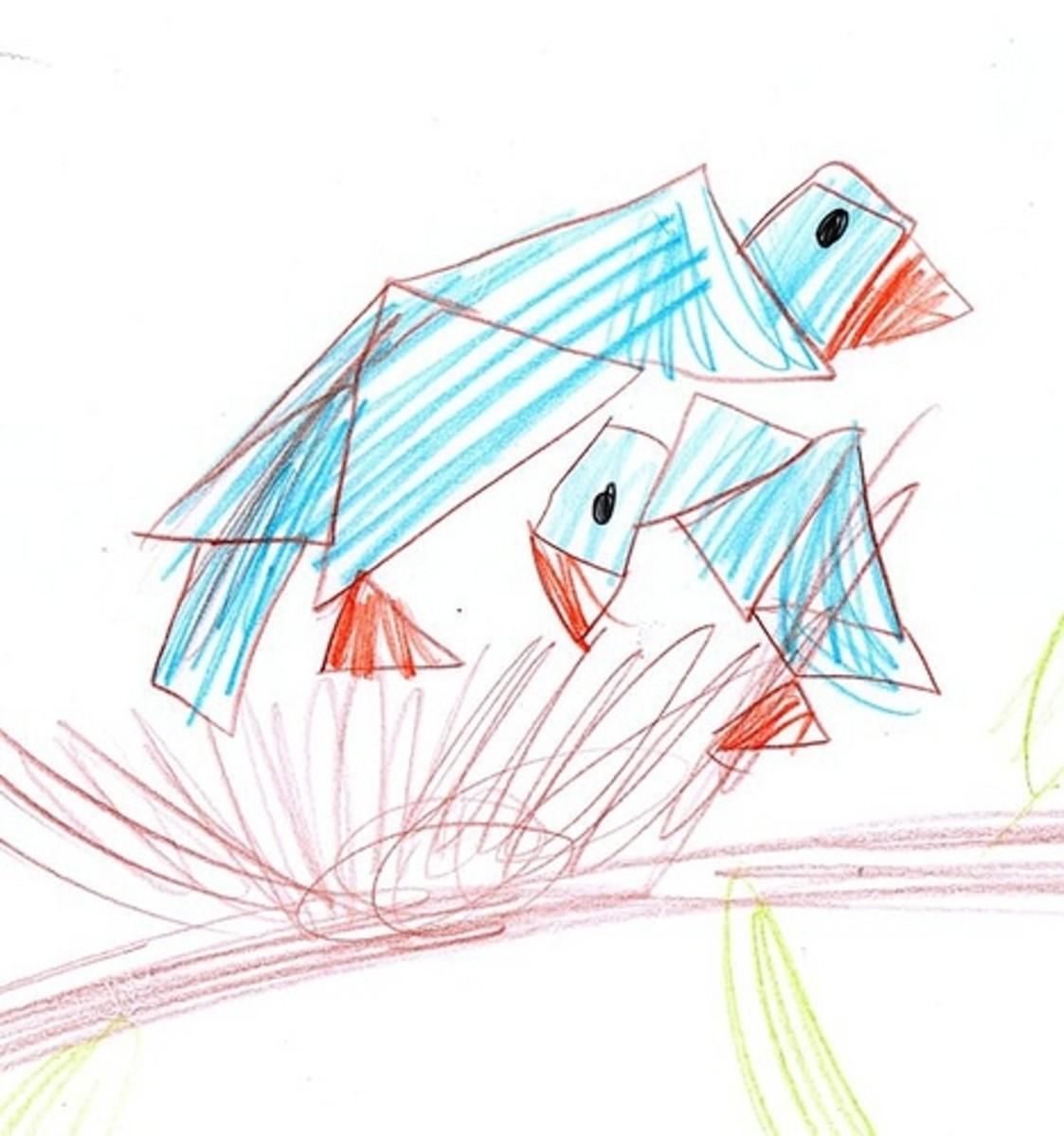 tagram birds