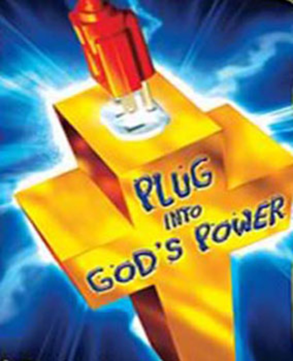 Image result for getting plugged into God