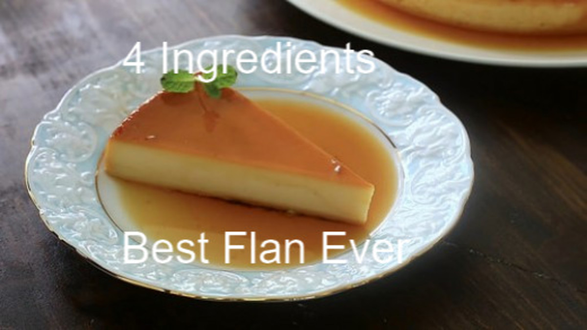 Best Flan Recipe Ever-Guaranteed!