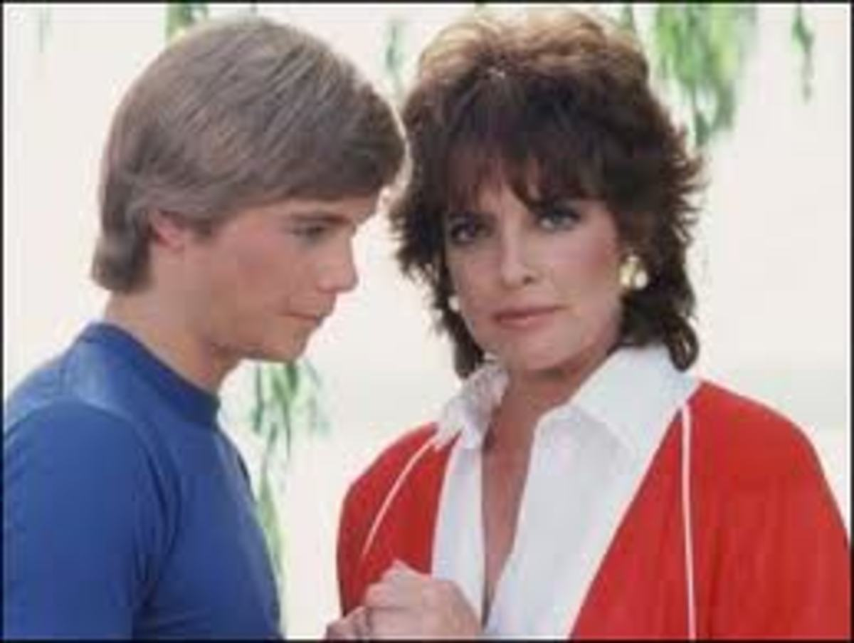 Peter Richards and Sue Ellen