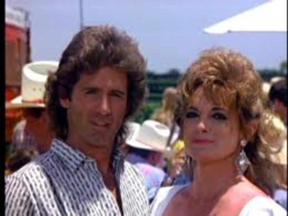 Nicolas Pearce and Sue Ellen