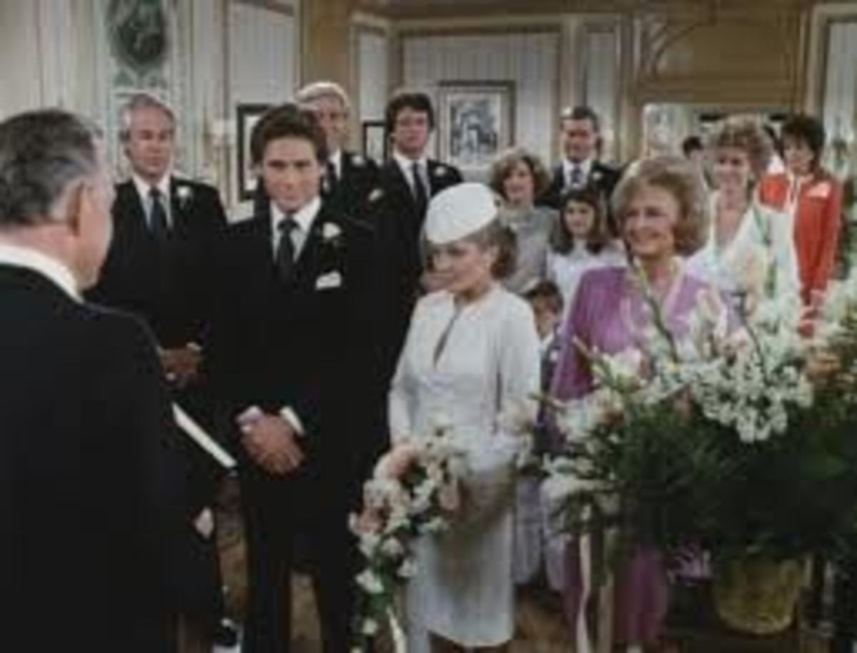 Lucy and Mitch remarry
