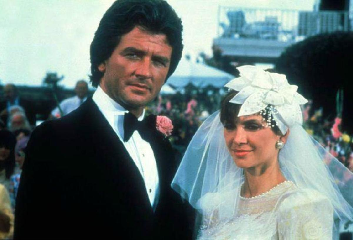 Bobby and Pamela remarry