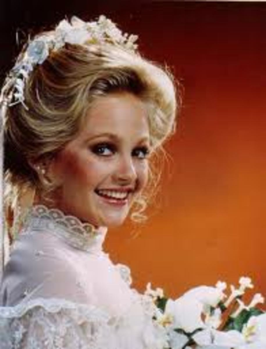 Lucy Ewing first wedding to Mitch Copper