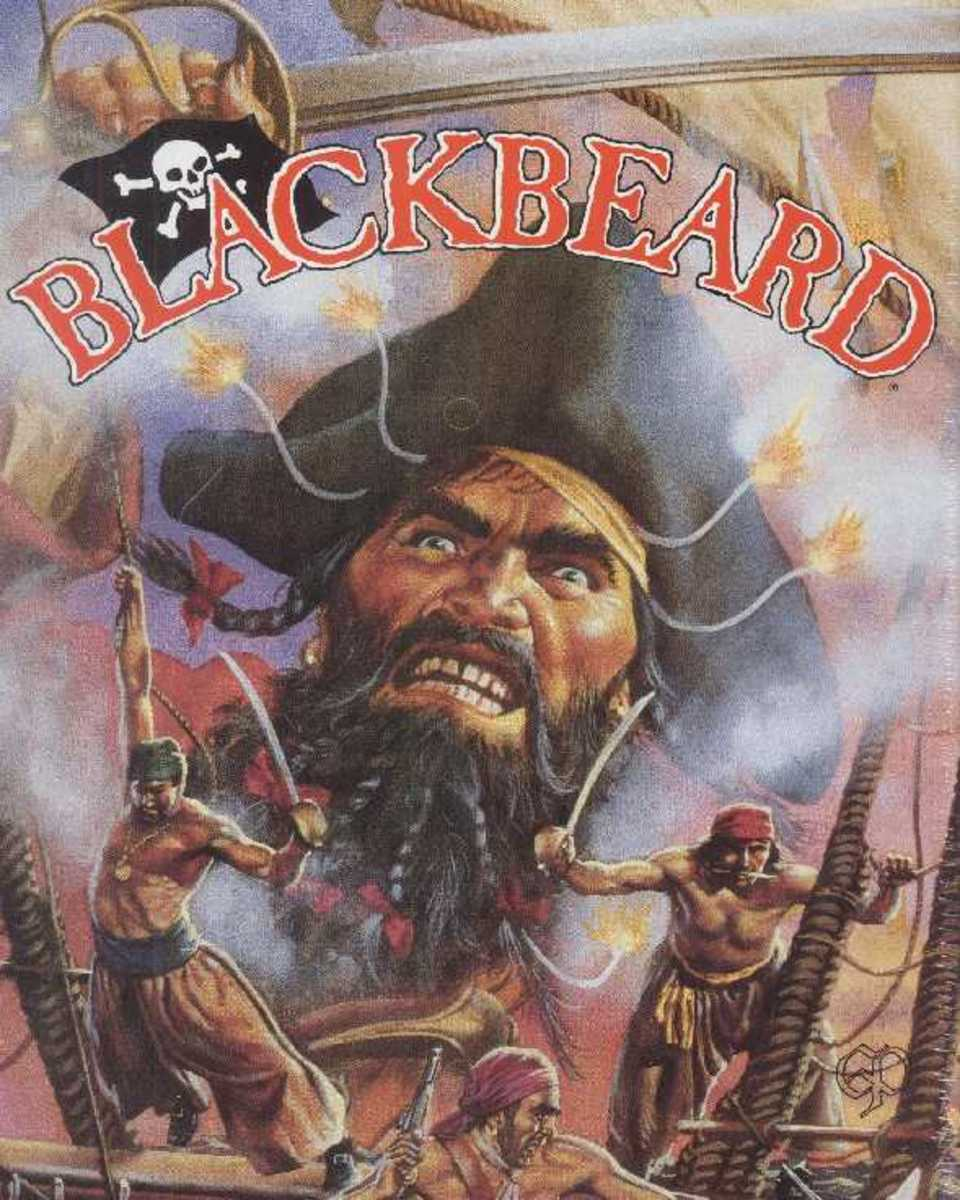 The Pirate Blackbeard or at least his ghost puts in appearances often in Charleston SC and in Folly Beach South Carolina.