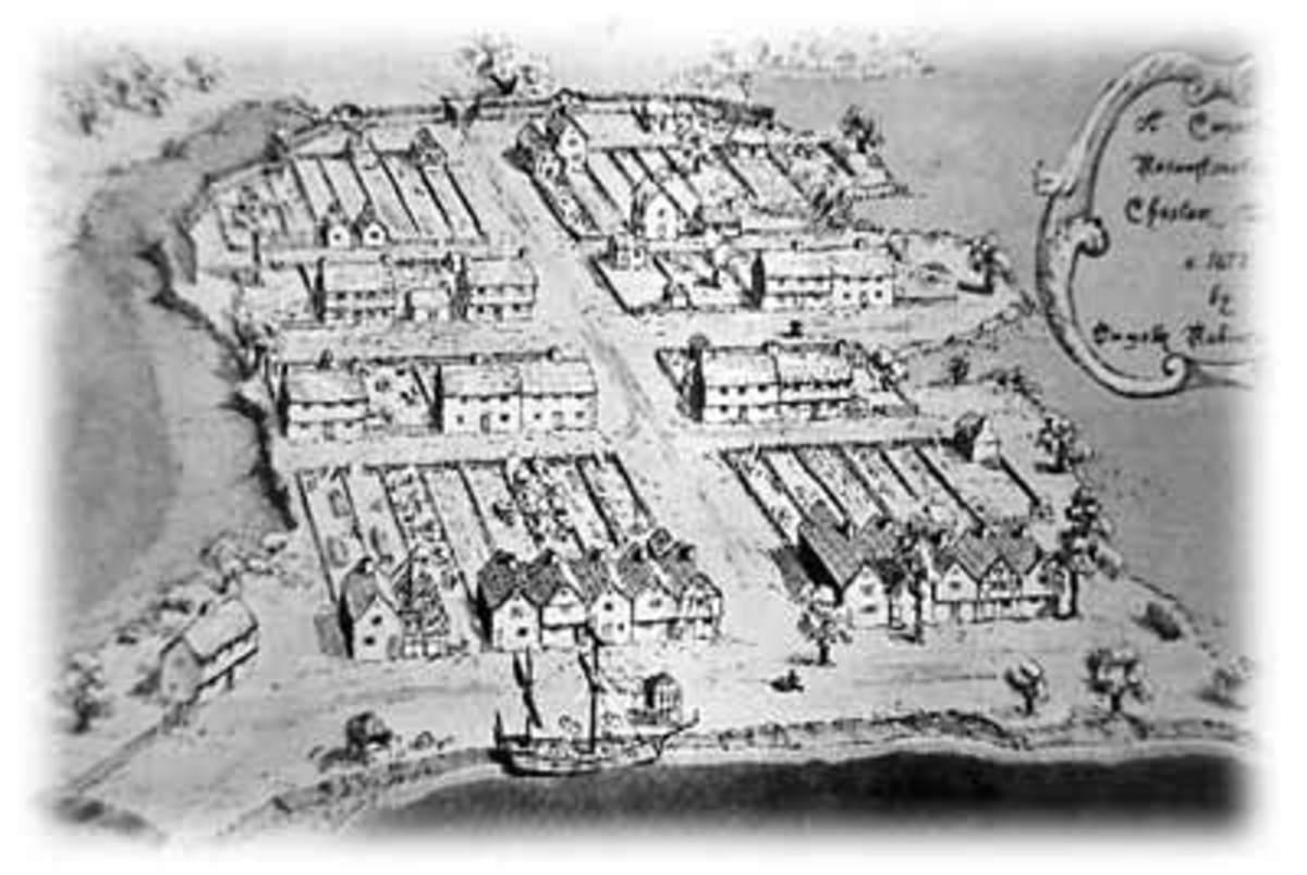 Very Early Charleston South Carolina