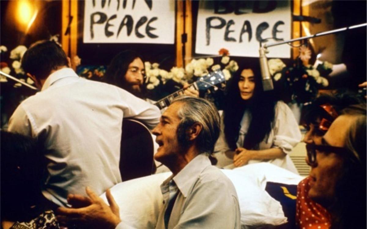 John and Yoko 1969
