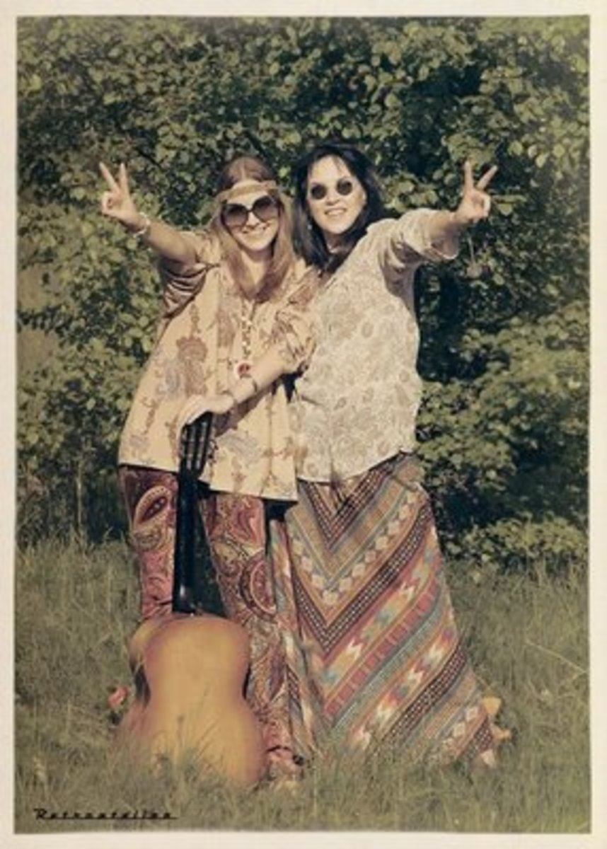 The Hippie Era- 1969