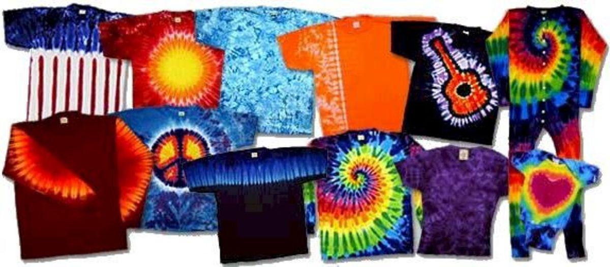 Tye-dye Shirts