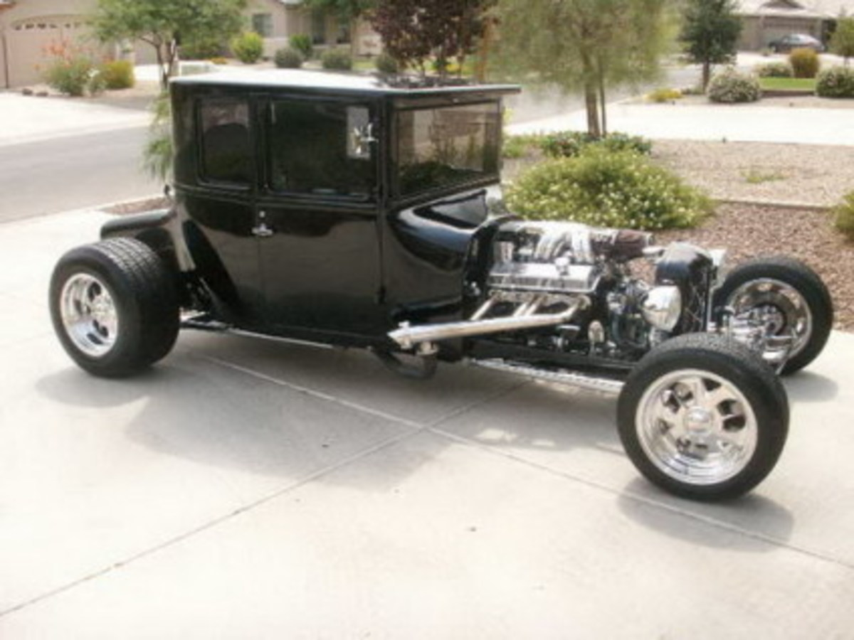 10. 1929 Ford Model T