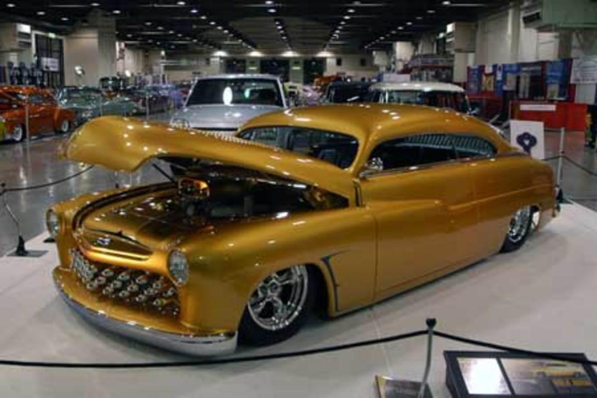 2. 1950 Mercury Hardtop