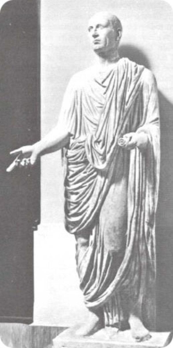 Roman Statesman - Marcus Tullius Cicero