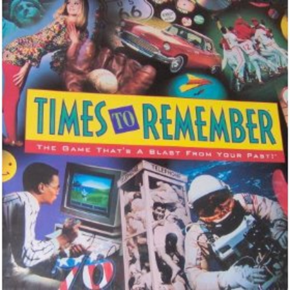 Great Board Game-Times To Remember
