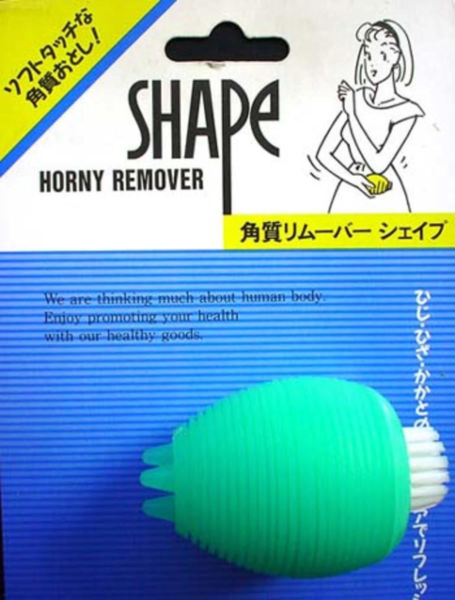 Japanese Horney Remover...does it work?