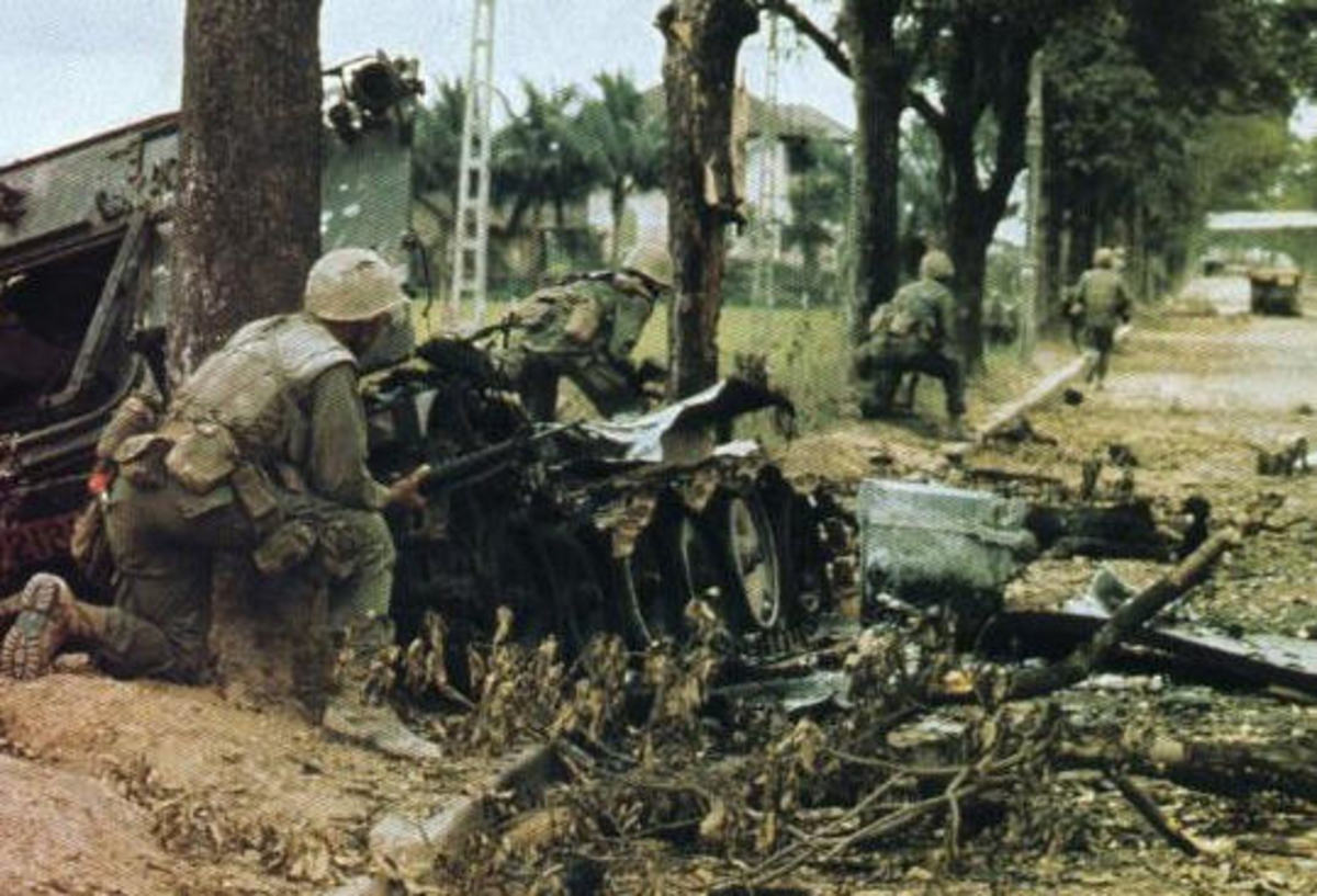 The Battle for Hue, Vietnam, 1968 | HubPages