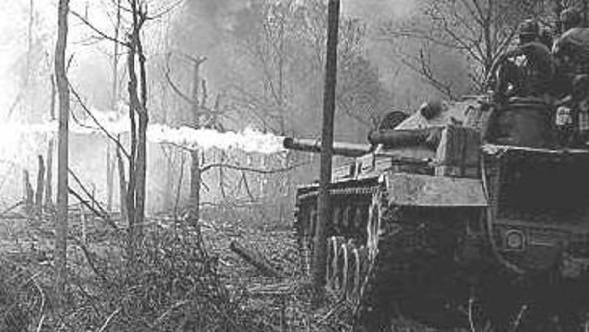 The Battle for Hue, Vietnam, 1968