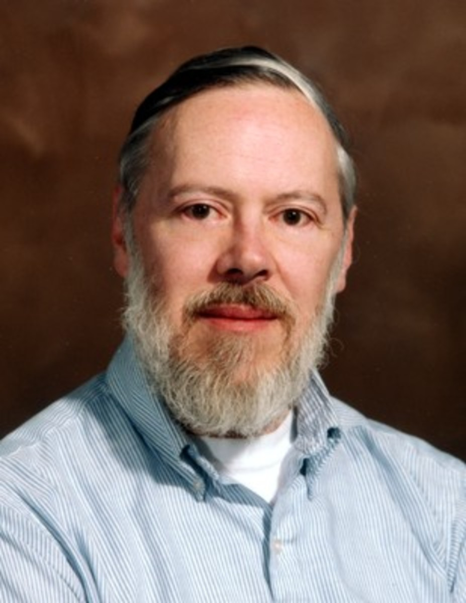 Dennis Ritchie. Source : gualtar.eb23.org