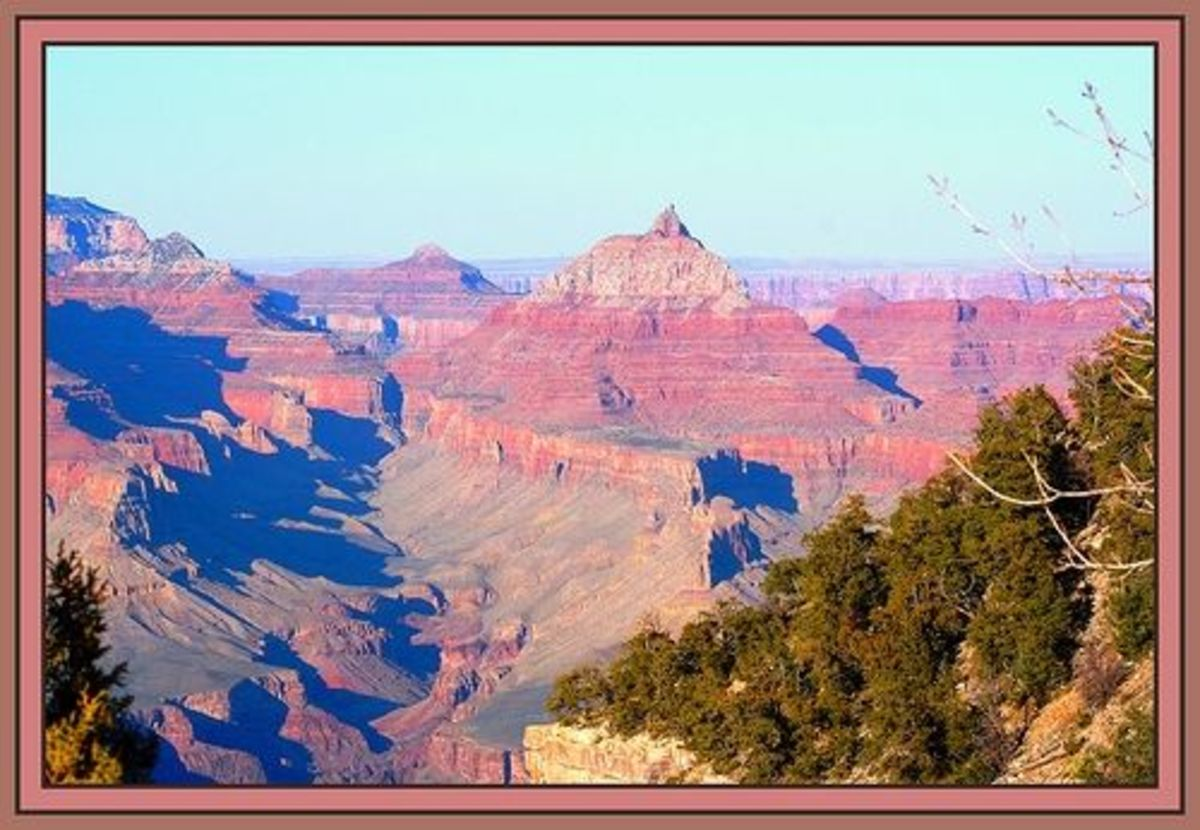 Vishnu Temple, Grand Canyon