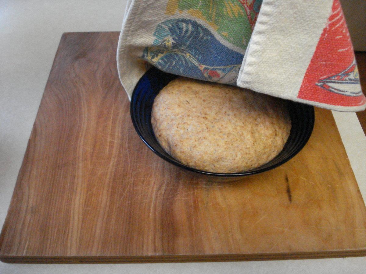 whole wheat pizza dough
