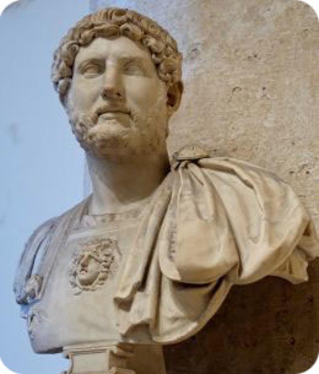 Roman Emperor - Hadrian