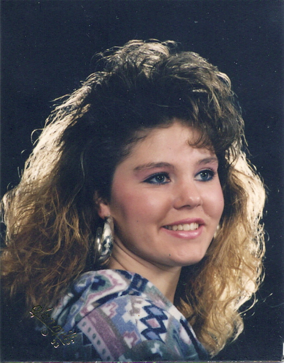 This is my actual senior picture!
