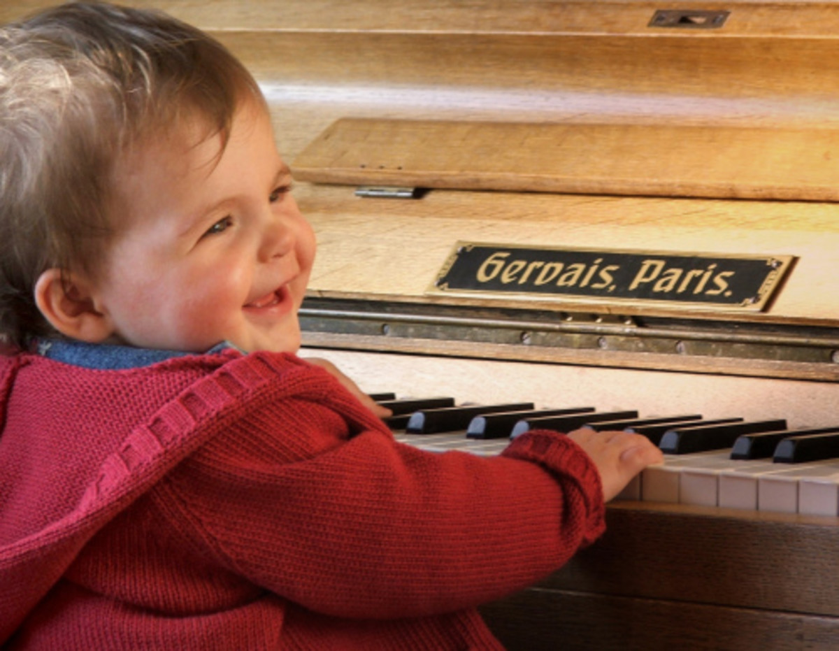 Children learn quickly with Bastien Piano Books.
