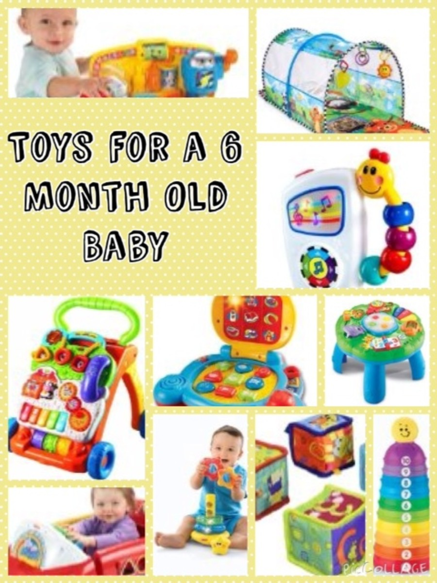 Toys For 6 Months : Month old baby toys childhoodreamer