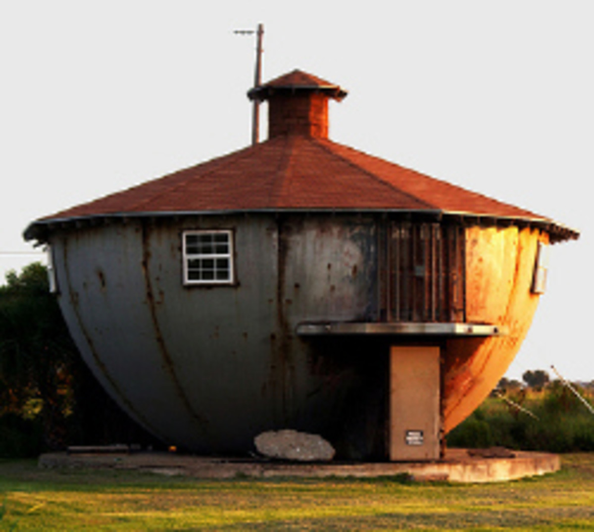 Kettle House in Galveston,Texas