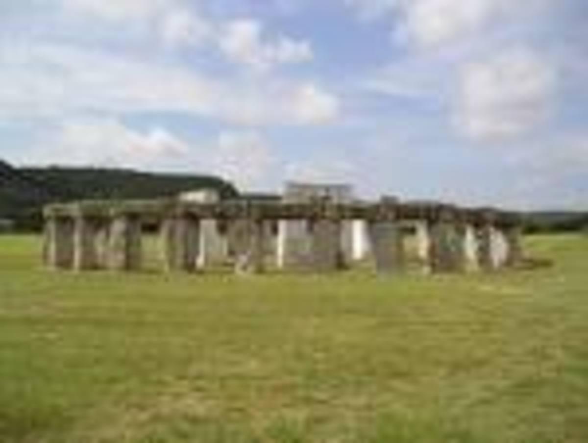 Stonehenge II in Hunt, TX